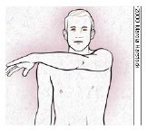 Flexion horizontal adduction internal rotation